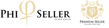 PhiSeller by Zlata Kicin-Logo