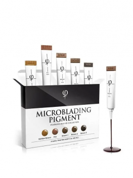 PhiBrows Microblading Pigment Set