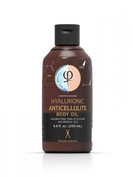 Hyaluronic Anticellulite Body Oil 200ml