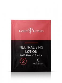 Lashes Lifting Neutralising Lotion Sachets 2  1,5ml 10pcs