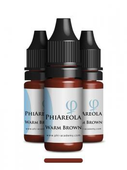 Phi Areola Warm Brown 10ml