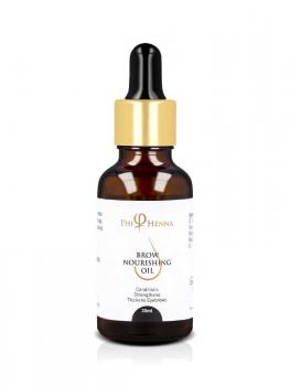 PhiHenna Brow Nourishing Oil 30ml