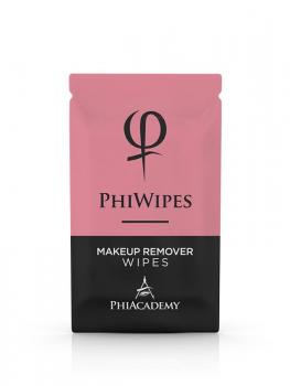 Phi Wipes MakeUp Remover 50pcs