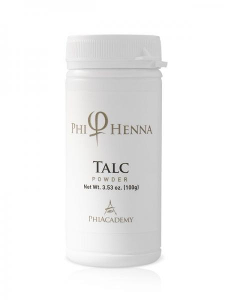 PhiHenna Talc Powder 100g