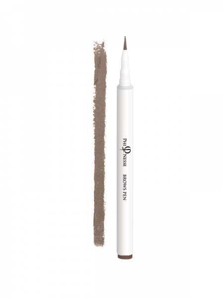 PhiNesse Brows Pen - Light Brown 01