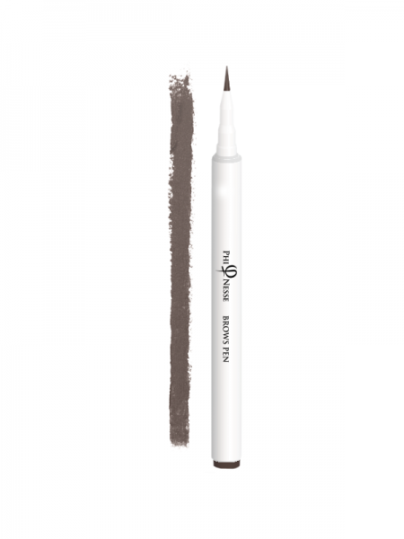 PhiNesse Brows Pen - Medium Brown 02