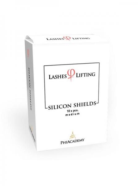 Lashes Lifting Silicon Shields Medium 10pcs